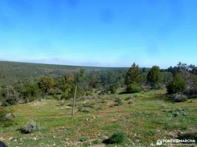Río Cega,Santa Águeda–Pedraza; ruta laguna peñalara montañas de madrid parque de muniellos